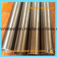 Tube d'acier inoxydable de qualité 316L selon ASTM A312 (sans soudure et soudé)