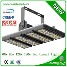 High power factor meanwell safety ra78 aluminium ip65 led tunnel light 120w station service