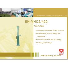 Almacenador intermediario de aceite para el elevador (SN-YHC2/420)