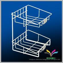 Schwarz pulverbeschichtet 3 stufen Vaporizer E-cig Display Stand