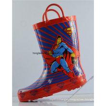 Children Non-Slip Rubber Rain Boots 14