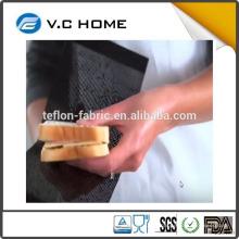 2015 Nouveau produit chaud réutilisable Non adhérent PTFE teflon Toaster Mesh Strips