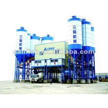 Venda de plantas de mistura de concreto na China