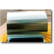 0.14mm * 270mm Coated Aluminium Foil Couleur bleue pour plaque laminée à chaud