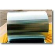 0.14mm * 270mm Coiled Aluminium Foil Blue Color para chapa grossa laminada a quente