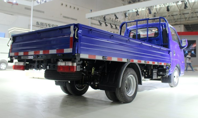 Gasoline 2 Tons Lorry Truck 3