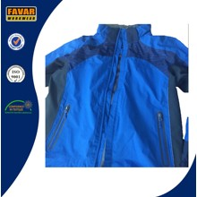 Men′s Outdoor Comfortable Waterproof Softshell Jacket