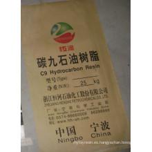 Polimerización catalítica C9 Petro Resin