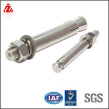 stainless steel rubber bolt