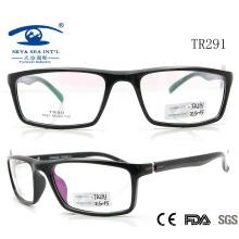 2015 Classic Design Men Woman Tr90 Eyewear Frame (TR291)