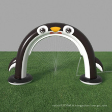 Pingouin gonflable