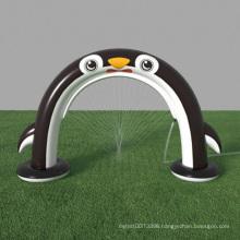 Inflatable Arch Sprinkler Penguin