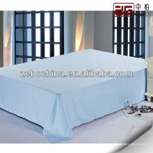 Drap de lit en coton satiné en gros