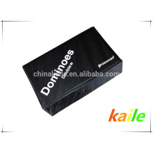 Domino avec boîte en PVC
