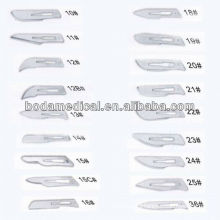 surgical blade stainless steel