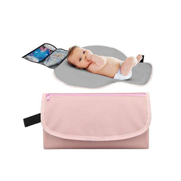 Waterproof Folding Clutch Travel Changing Bag for Baby