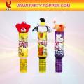 Toy Party Poppers in Grenade Transparent Tube mit Sicherheitsnetz