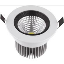 7W / 10W LED COB luz de techo de techo