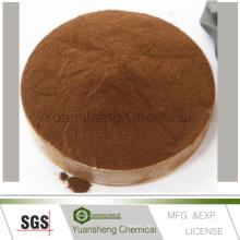 Polvo aditivo de cerámica de Yuansheng Chemical / Calcium Lignosulfonate