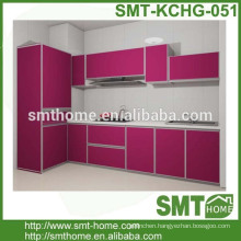 popular modern modular MDF MFC customized cabinet kitchen