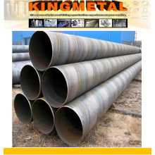 API 5L X52 Spiral Welded Steel Piling Pipe