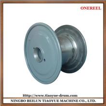 steel reel cable drum
