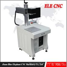 Máquina de la marca del laser de la fibra 10w, máquina de marca del laser de la fibra portátil, mini máquina de la marca del laser de la fibra