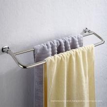 Single Towel Bar Bathroom Towel Rail Rack Holder Hanger Wall Mount Stainless Steel Contemporary Style