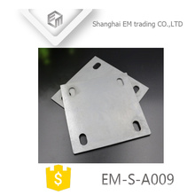 EM-S-A009 customized stamping steel parts sheet metal stamping