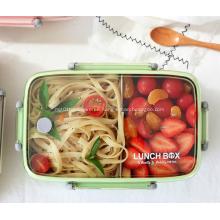 Ideas de caja de almuerzo de plástico de grado alimenticio para adultos