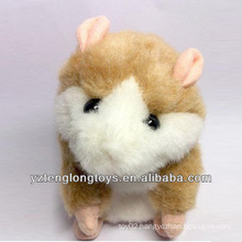 2014 Hot Sale Voice Recording Talking Plush Hamster Toy