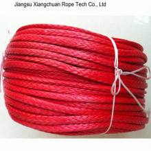China for PE Rope Red UHMWPE Mooring Rope export to Georgia Manufacturers