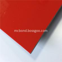 2m Width Aluminium Composite Panel