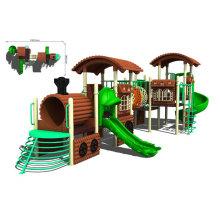 Amusement Park Facility Kids/children Outdoor Playground Equipment Slide