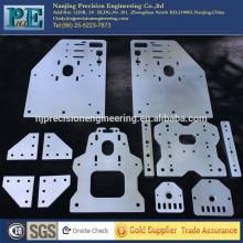 Piezas de corte personalizadas de láser de metal de forma, servicio de corte por láser