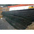 Behoudende muren Polyester Uniaxiaal Geogrid