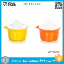 Fruit Vegetable Ceramic Slow Manual Juicer