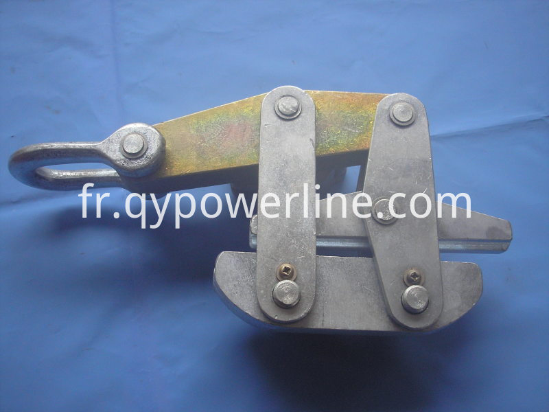 Steel Wire Rope Come Along Clamp
