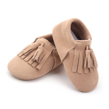 suede baby baby soft sole shoes