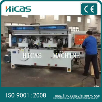 Multifunctional Woodworking Rip Saw Double Sided Planer Machine for Sale