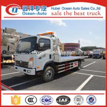 Китайский новый грузовик Sinotruk с планшетным самосвалом