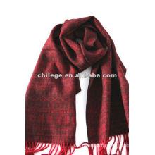Mode Winter Wolljacquarded kurze Schals