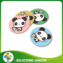 Hot Sale Custom Round Cartoon Silicone Mat