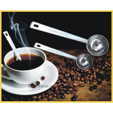Cuchara de café de acero inoxidable 15ml / 30ml