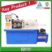 Hilo hidráulico roscado máquina