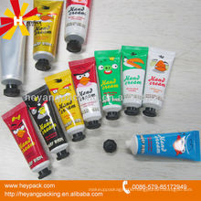 50ml plastic aluminum tube package