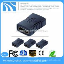 HDMI vers HDMI femelle - femelle extension câble adaptateur connecteur cabo