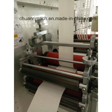 Non-adhésifs Label, feuille métallique, coton, Film de Protection haute précision, Rotary Die Cutting Machine à bulles
