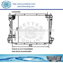 Ford Thunderbird Kühler 00-02 LS / 02- THUNDERBIRD OEM: XW4H8005BA / XR8002935 / XW4HCA3 / XW4Z8005BA
