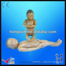 2013 Медицинский Индийский новорожденный Малыш черный